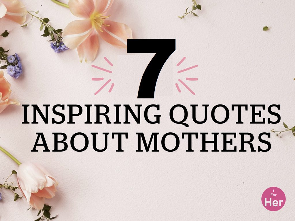 On This Mothers Day Make Your Mother Feel Special With These 7