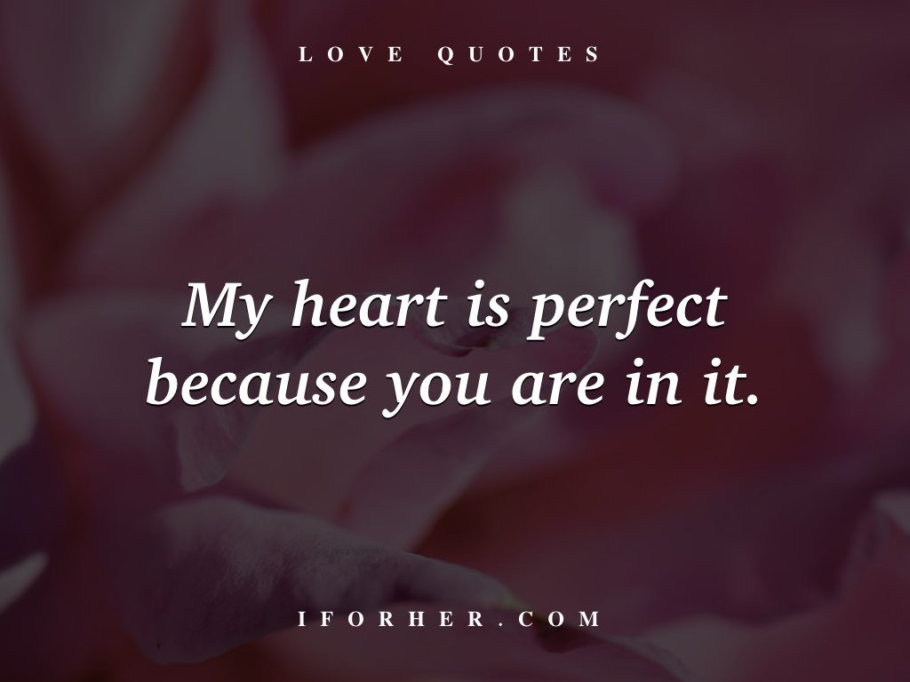 Best Love Quotes For The Special Person In Your Life