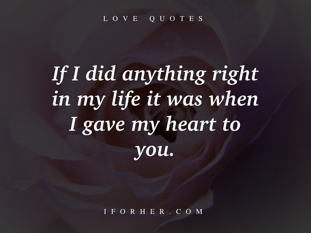 Best Love Quotes For Romantic Couples
