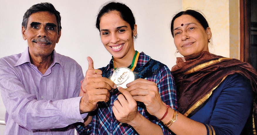 My Grandmom Wanted A Boy: Saina Nehwal's Childhood Challenges Will Inspire  Every Woman To Dream Big