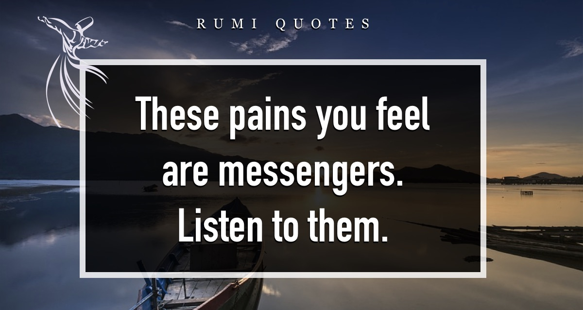 Rumi Quotes On Loneliness That Will Bring Peace To Your Mind