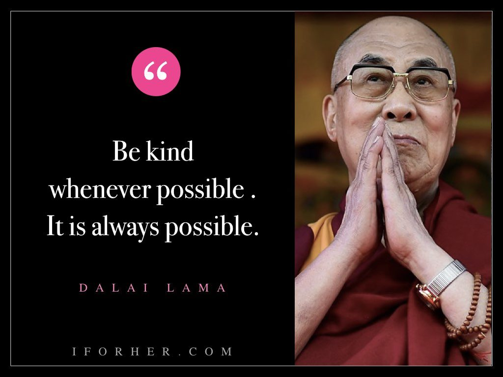 4 Dalai Lama Quotes To Bring Peace Into Your Life