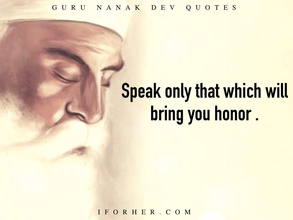 guru nanak dev ji quotes to help you understand the