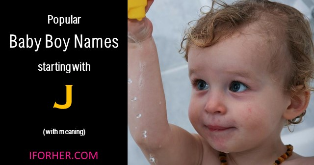 44+ Hindu baby boy names starting with alphabet j ideas in 2021