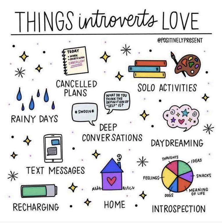On World Introvert Day, Netizens Shared 20 Heart-touching