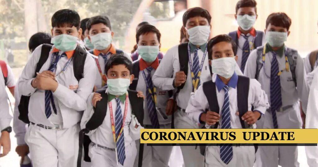 coronaviruses update india