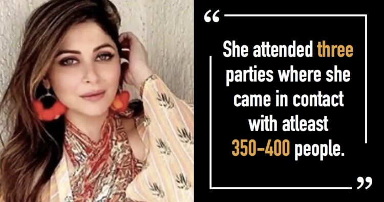 Baby Doll Singer Kanika Kapoor Tests Coronavirus Positive ...
