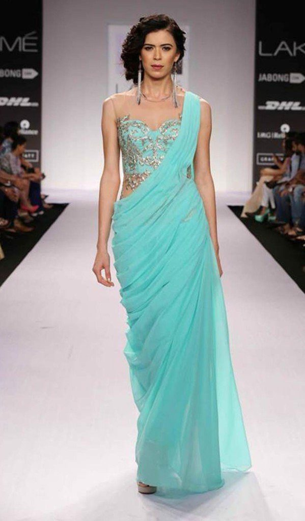 11 Elegant New Different Ways To Drape Saree That You Can T Miss In 2020