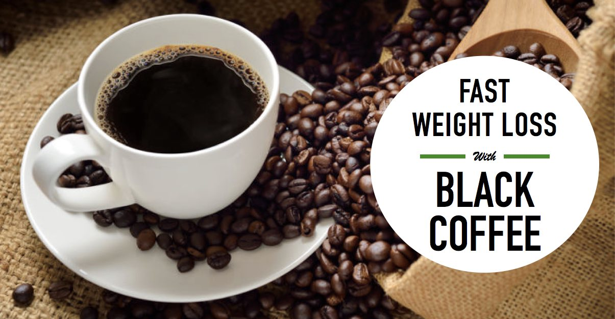 Black Coffee For Fast Weight Loss: Does It Really Work?