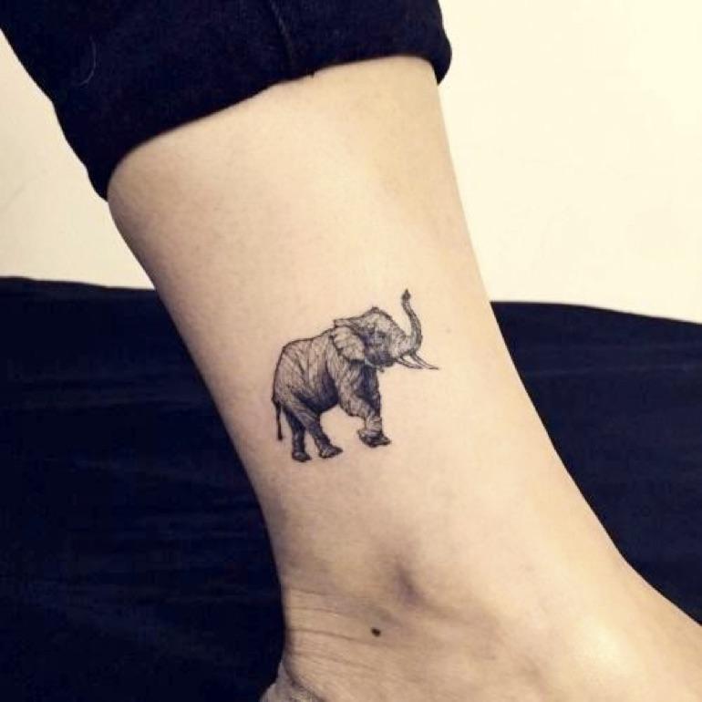 Women-Tattoo-Design-Ideas-Elephant-03
