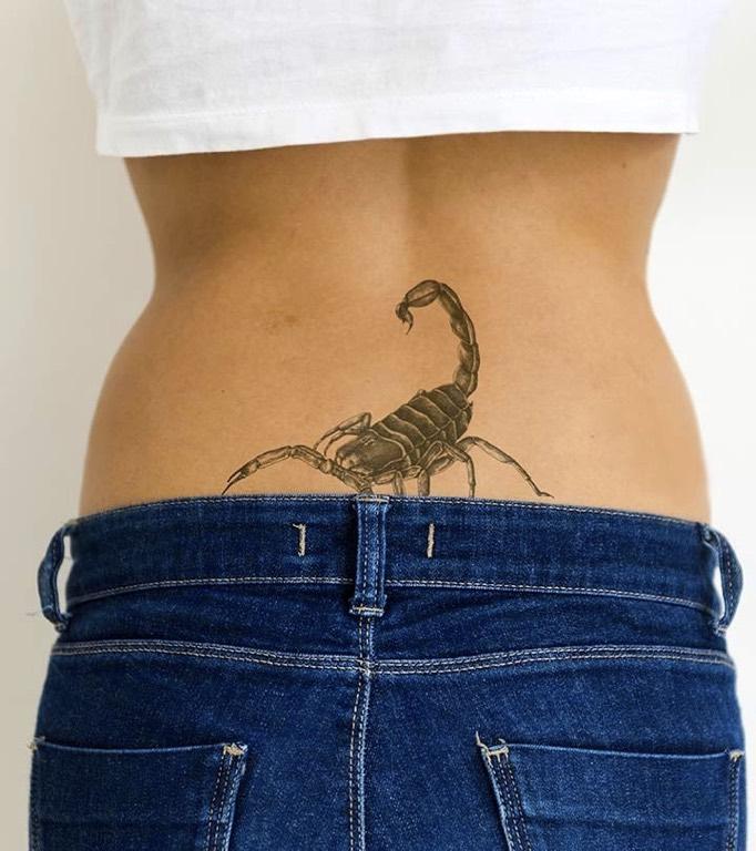 Women-Tattoo-Design-Ideas-Scorpio-02