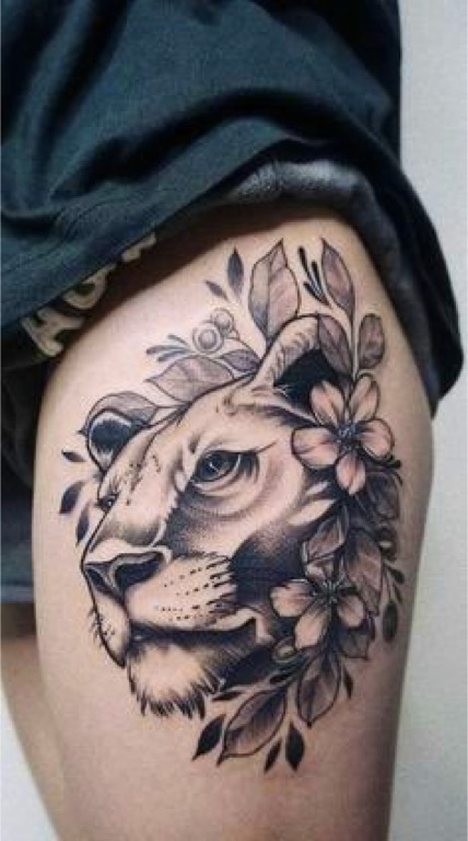 Women-Tattoo-Design-Ideas-Tiger-01