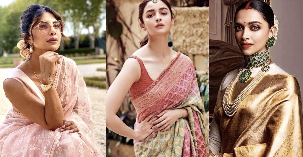 Different-Saree-Types-Indian-Women