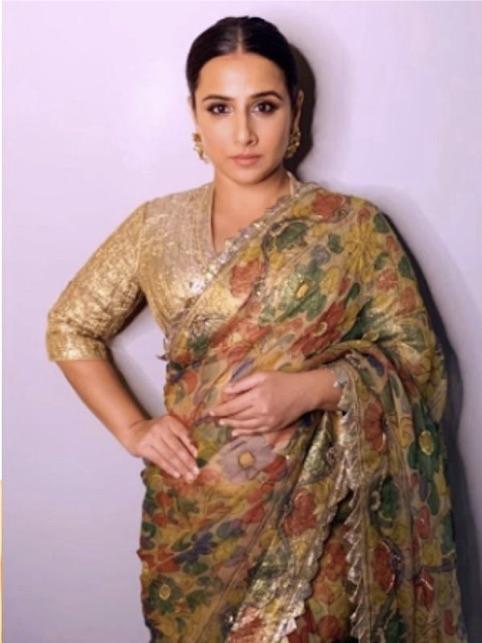 Kalamkari-Saree-Types-Of-Saree-India