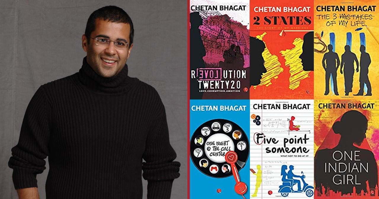 chetan-bhagat-books