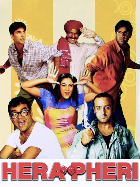 Best-Bollywood-Comedy-Hindi-Movies-Hera-Pheri