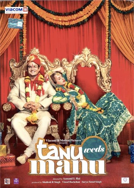 Best-Bollywood-Comedy-Hindi-Movies-Tanu-Weds-Manu