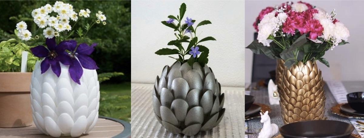 Best-Waste-Ideas-Spoon-Vase