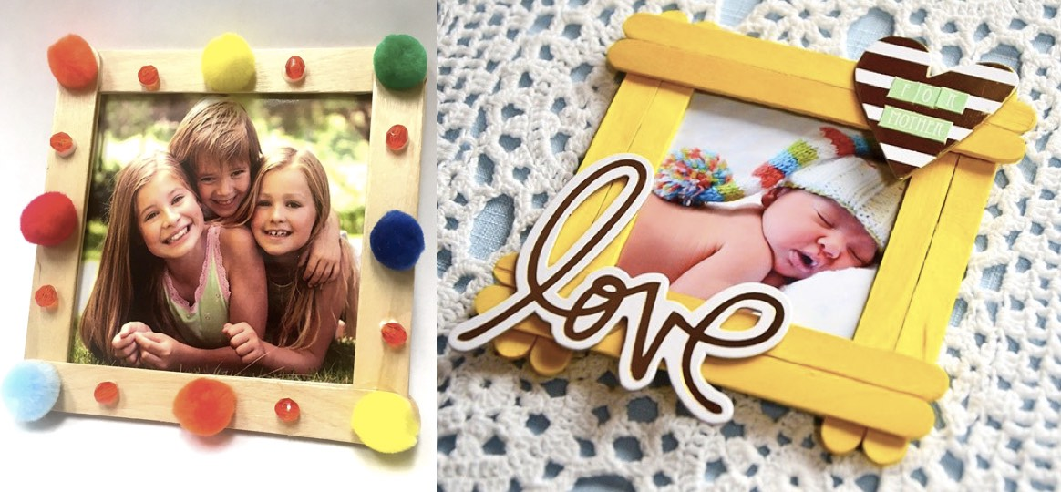 Best-out-waste-Popsicle-Photoframe