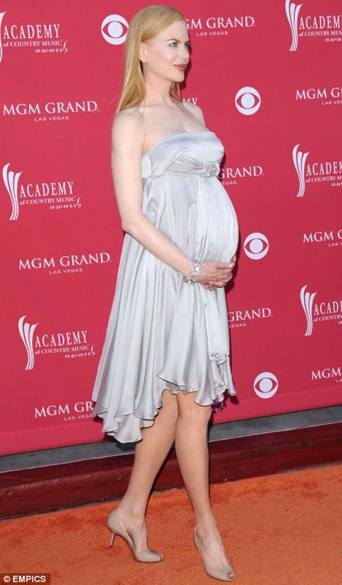 Nicole-Kidman-Pregnancy