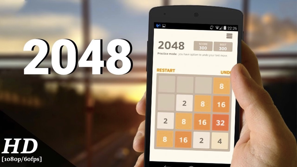 2048-Time-Pass-Mobile-Phone-Games