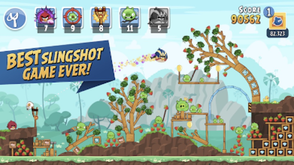 Angry-Bird-Time-Pass-Games-Free-For-Android-Mobile-Phones