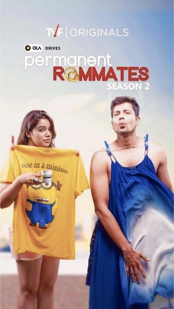 Best-Indian-Web-Series-Hindi-Permanent-Roomates