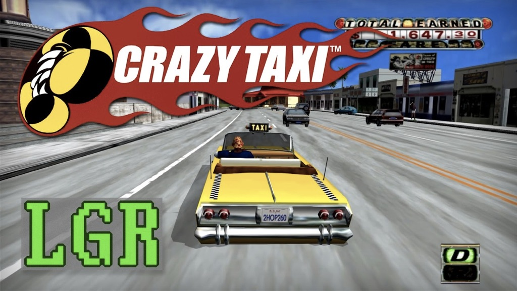 Crazy-Taxi-Time-Pass-Mobile-Phone-Games