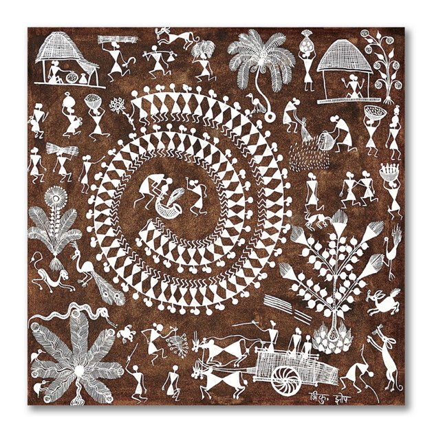 Indian-Art-Form-Warli-Painting-02