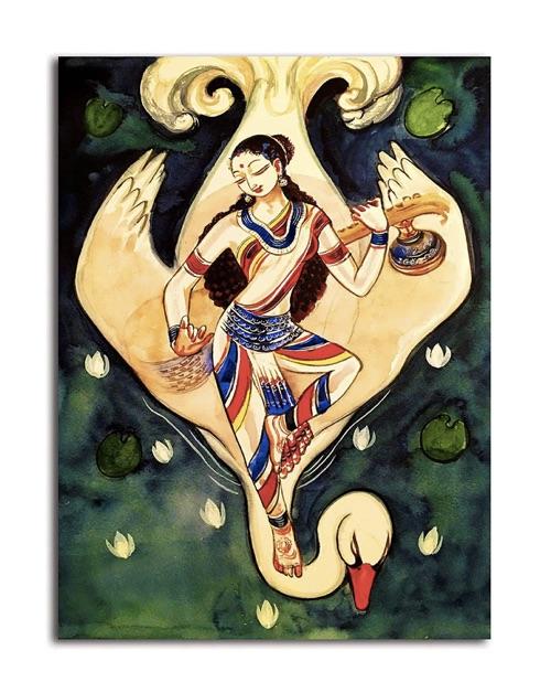 Indian-Art-Forms-Kalighat-02