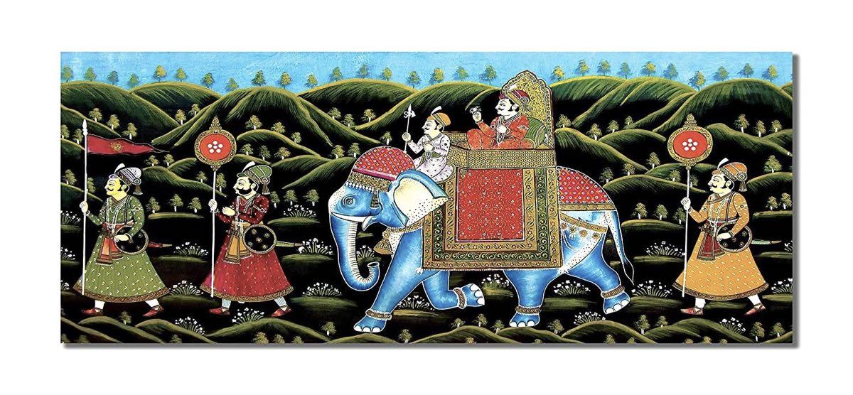 Indian-Art-Forms-Rajasthani-Phad-01