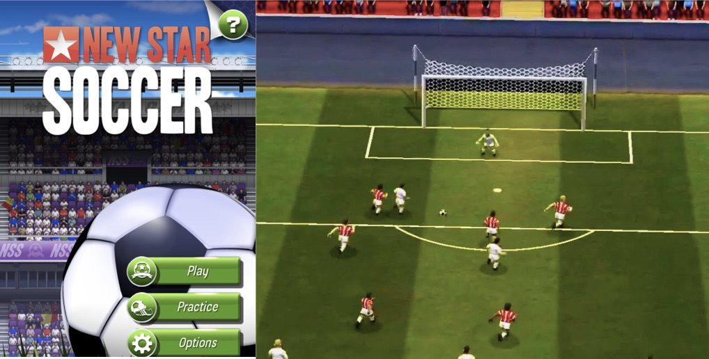 New-Star-Soccer-Time-Pass-Games-Free-For-Android-Mobile-Phones