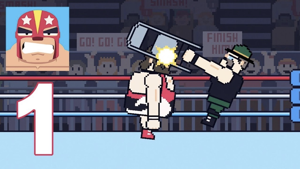 Rowdy-City-Wrestling-Time-Pass-Games-Free-For-Android-Mobile-Phones
