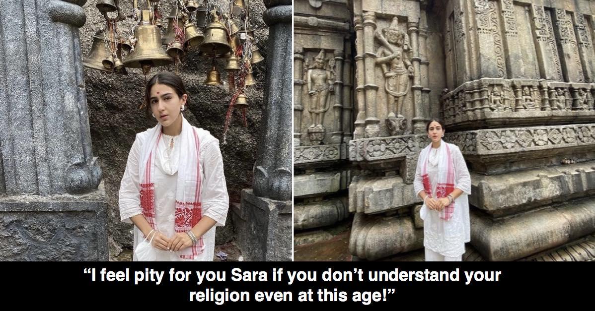 Sara-Ali-Khan-Trolling-Temple