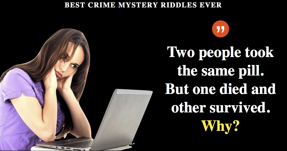 Best-Crime-Mystery-Riddles-With-Answers