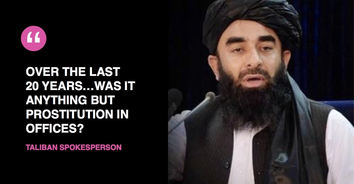taliban-spokes-person