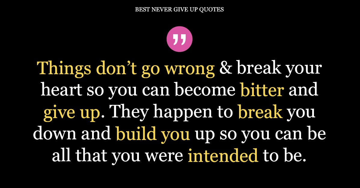 Best-never-give-up-quotes