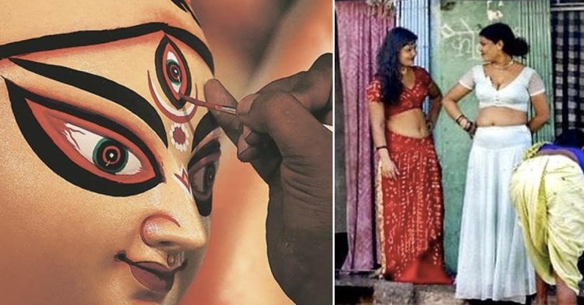 Why Durga Maa Idol Is Made Of Brothel Soil
