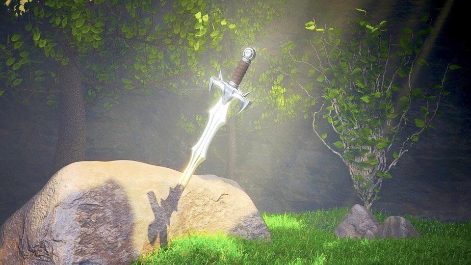 Excalibur-Legendary-Swords